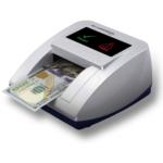 AccuBANKER D470 – four-way orientation counterfeit detector
